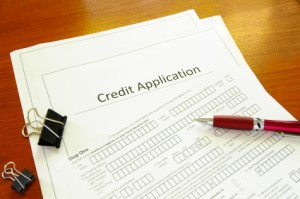 When should I start filling out my first credit card application