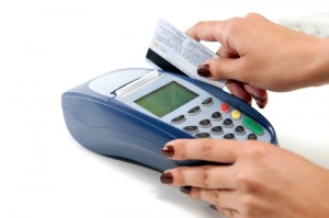 How do I start to accept credit cards for business