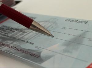 credit card check