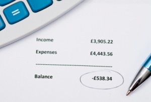interest affected by a credit card balance