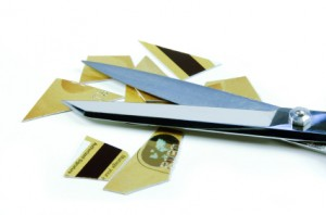 get rid of your credit cards