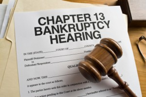 applying for credit cards during bankruptcy