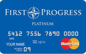 first progress platinum prestige mastercard